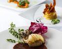【FISSO】フィッソ~前菜・パスタ・メインが選べる全6品ディナーコース~