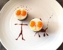 Children's menu 【five-course, reservation-only】
