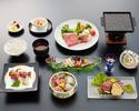 Ishibi Kaiseki (day and night available)