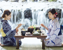 【Women】 Ishibi Kaiseki and Yukata Stroll Plan   (Ishibi Kaiseki)