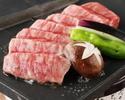 【要予約】国産牛ステーキコース