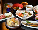 【昼宴プラン】季節の食材を楽しむ全10品の豪華プラン《彩旬コース》