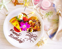 【誕生日・記念日】アニバーサリーコース+飲み放題