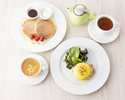 【Weekday ONLY】 Breakfast and Lunch Set
