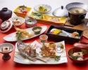 お祝い会席 ¥9,770 プラン ※5日前までのご予約受付となっております