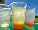 All you can drink soft drink / up to 3 hours