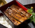 """""""July and  August"""" Seasonal Limited Lunch [Unaju (large Sheng)]"""