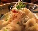Dim Sum ands Shimaku-ru Pork steaming course