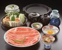 すき焼定食¥5170