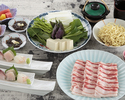 Shabu-shabu (Japanese hot pot)