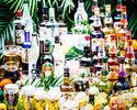 【二次会や三次会に最適!飲み放題パック】120種類以上の飲み放題+カラオケ室料込