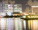 【 on Saturdays, Sundays and public holidays. 17:30 10:00 19:30 departures】UKIFUNE-MARU     Odaiba Cruise