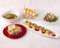 【ガムランコース】《2時間カラオケ付きVIP個室》料理8品