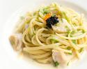 【日曜限定】気軽にリストランテの味を!パスタ、メインつき全4品