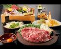 特選黒毛和牛のすき焼きコース 5000円(全8品)