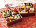和食二段重(小)🔘現地で支払うを選択は¥27,000 🔘今すぐ決済するを選択は¥26,500