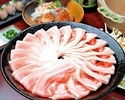 Shabu-shabu 2 hour eating and drinking all course course!