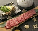 Sukiyaki course