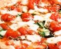 【日~木限定】【2H飲み放題付き】お好きなPIZZAが選べるピッツェリア女子会コース