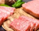 【Online Special Offer】A5 Japanese black beef all you can eat+All you can drink drinks