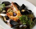 【プレミアムプラン】☆お肉とお魚ダブルメインのコースにフォアグラも 飲み放題2.5h☆