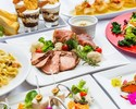 <金土祝前日>[ LOCABO(低糖質)コース]お食事7品10種+カーテン個室3時間+アルコール&ソフトドリンク飲み放題込み