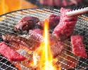 (3人〜)【高级烤肉所有你可以吃82种令人满意的满意度+所有你可以喝的79】