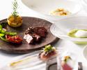 秋の味覚!限定ディナーコース/秋刀魚・名古屋コーチン等デザートまで満足の選べる5品