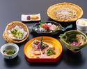 桜御膳(奈川産十割蕎麦)