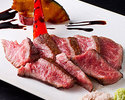 【通常13800円→9800円】A5ブランド牛食べ比べ、鮑、オマール等 超豪華フルコース!3時間飲放題付