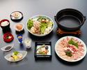 地鶏すき焼き 【お昼11時~14時30分】