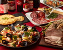 【4月16日~5月31日】土日祝ディナーブッフェ「スペインフェア~情熱の美食探訪~」大人