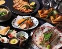 【忘年会にも!】旬菜コース 5,400円〈全10品〉