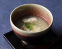 季節の料理コース 3,000円(税別)