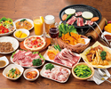 【土日祝・昼】120分食べ飲み放題プラン(小学生)