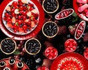 ● 【 Time Limited Offer】Saturday Berry Berry Buffet