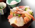 【北海道・沖縄味めぐり】なまら海鮮丼