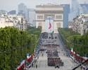 パリ祭記念 特別ランチコース(シャンパン1杯、デザートワイン1杯付き)