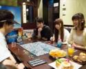 【ボードゲーム貸出無料】<月~金(祝日を除く)>《3時間ボドゲパック》3時間ソフトドリンク飲み放題+料理5品+選べるハニトー!