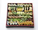 寿司盛合せ 4名様