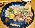 Special Natural Honorary (Que) Nabe Course (7000 yen) Winter Limited «October - March»