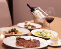 ☆STEAK PRIX-FIXE COURSE☆