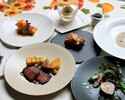 【Dinner】7-Course Dinner with a glass of Sparkling wine for JPY 7,800!!