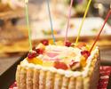 LG/フォトケーキ&お花付★世界に一つだけのAnniversary Plan