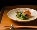 Lunch course 26,000 yen
