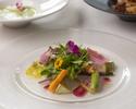 新鮮野菜とチーズのリゾットランチ