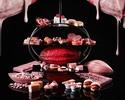 ● 【Online Booking Exclusive】 Ruby Chocolate Afternoon Tea Set (Weekday / No Smoking)