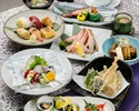 【法要・偲ぶ会】「百合(ゆり)」6,000円(お料理のみ)