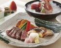 (新)リニューアルオープン10周年炙り焼きサーロインコース通常価格¥8,000→謝恩価格¥7,500