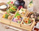 【昼宴会】名物料理の小鉢コース〈全9品〉2500円(税込)